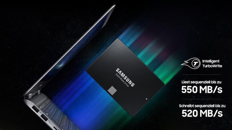 SAMSUNG 250GB 2.5