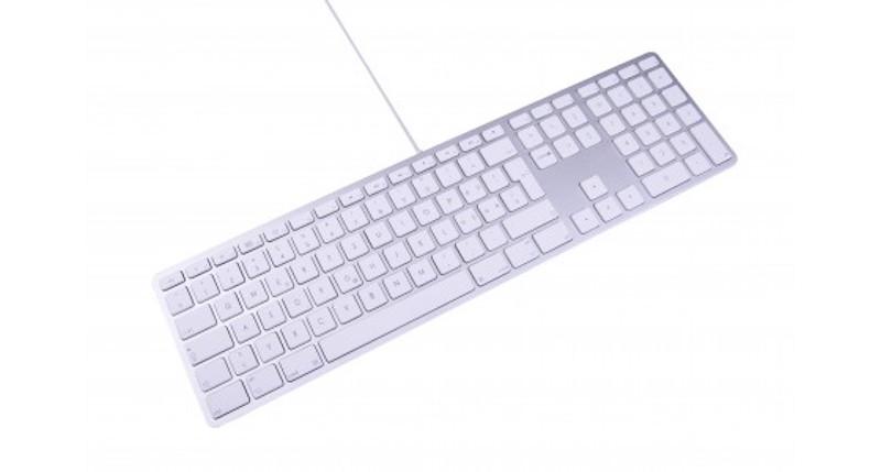 LMP kabelgebundene USB Tastatur mit Zahlenblock Holland