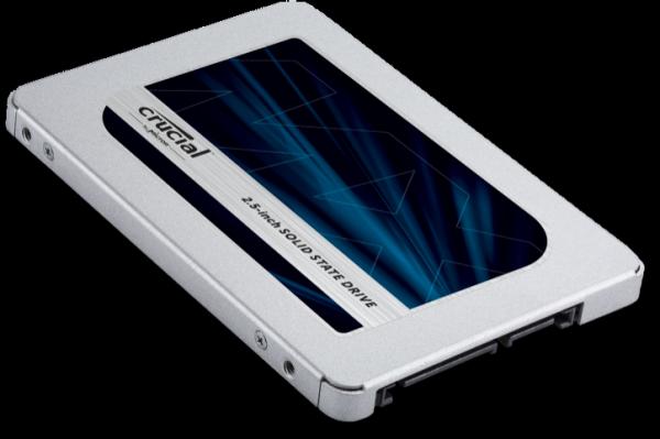 CRUCIAL 250GB 2.5